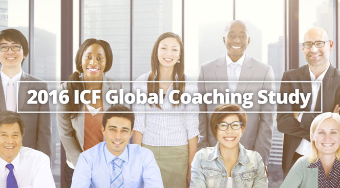 2016 ICF Survey Coaching