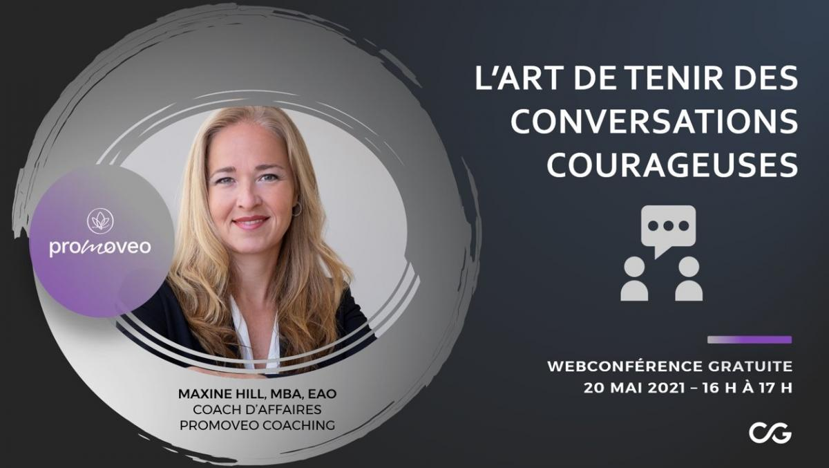 Maxine Hill - Coaching de Gestion