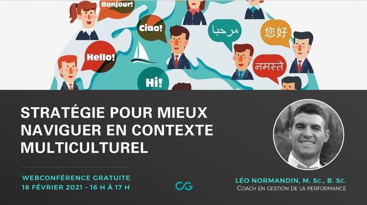 Léo Normandin - Coaching de Gestion