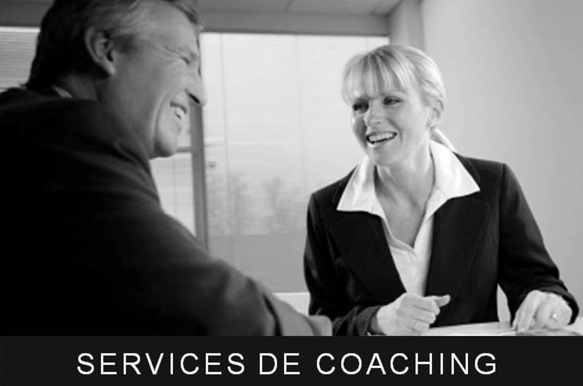 Services de coaching de gestion